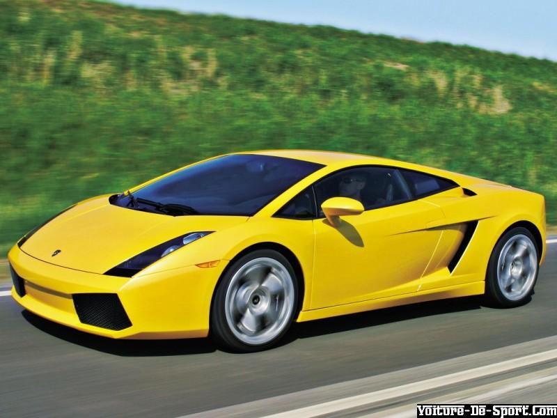voiture de sport derniers ajouts lamborghini gallardo jaune. Black Bedroom Furniture Sets. Home Design Ideas