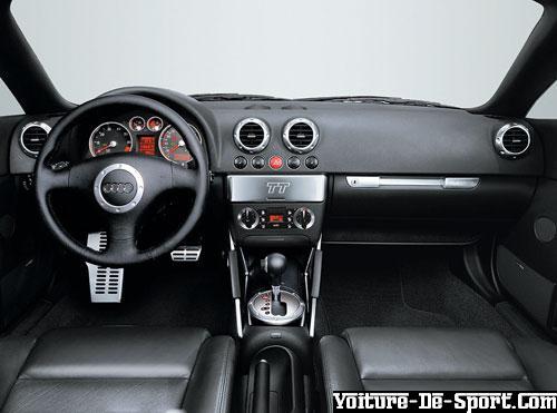 Voiture de sport tt tt 25003 interieur for Interieur voiture de luxe